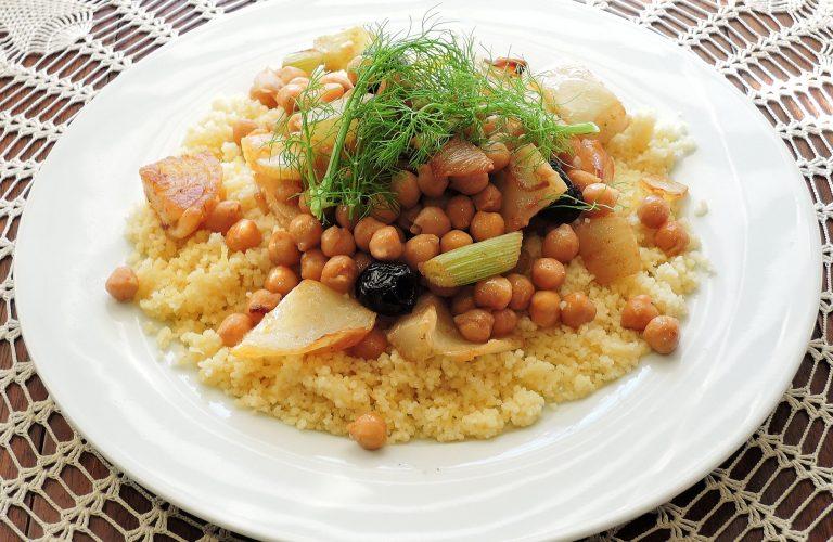 Réalisez un délicieux couscous avec un couscoussier